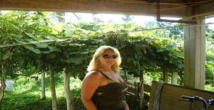 Silvinhaloira 48 years old I am from Caxias do Sul/Rio Grande do Sul, Seeking Dating Friendship with Man