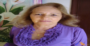 Nena2606 69 years old I am from Timbó/Santa Catarina, Seeking Dating with Man